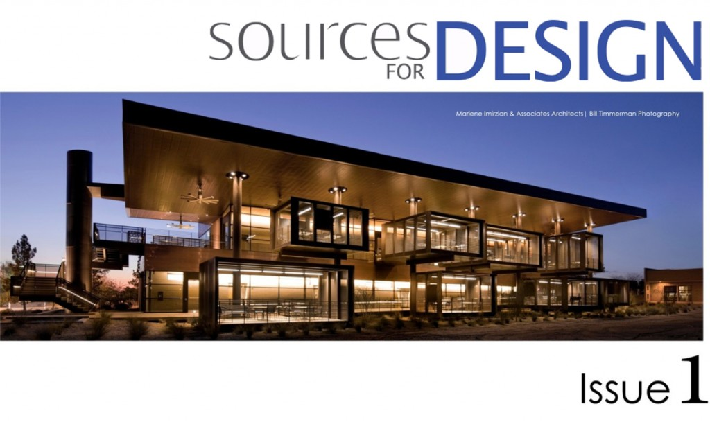 Sources for Design Premier Issue
