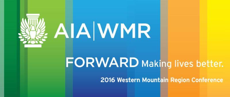 2016 AIA WMR Awards